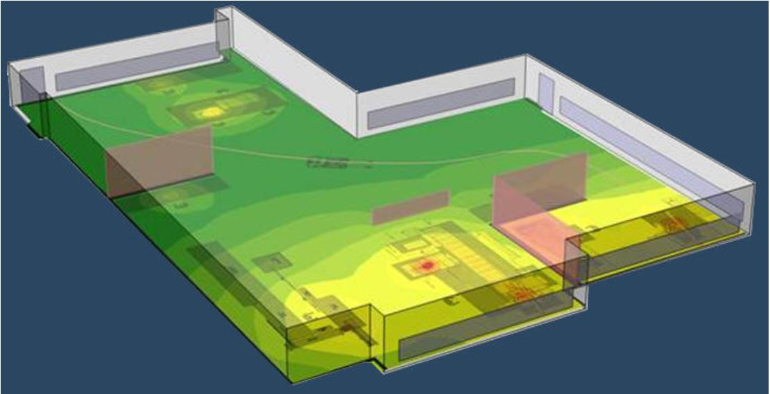 Implementasi Akustik Bangunan