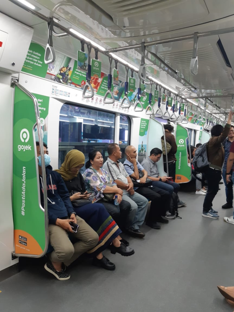 Exploring Jakartan Public Transportation Through The Sound
