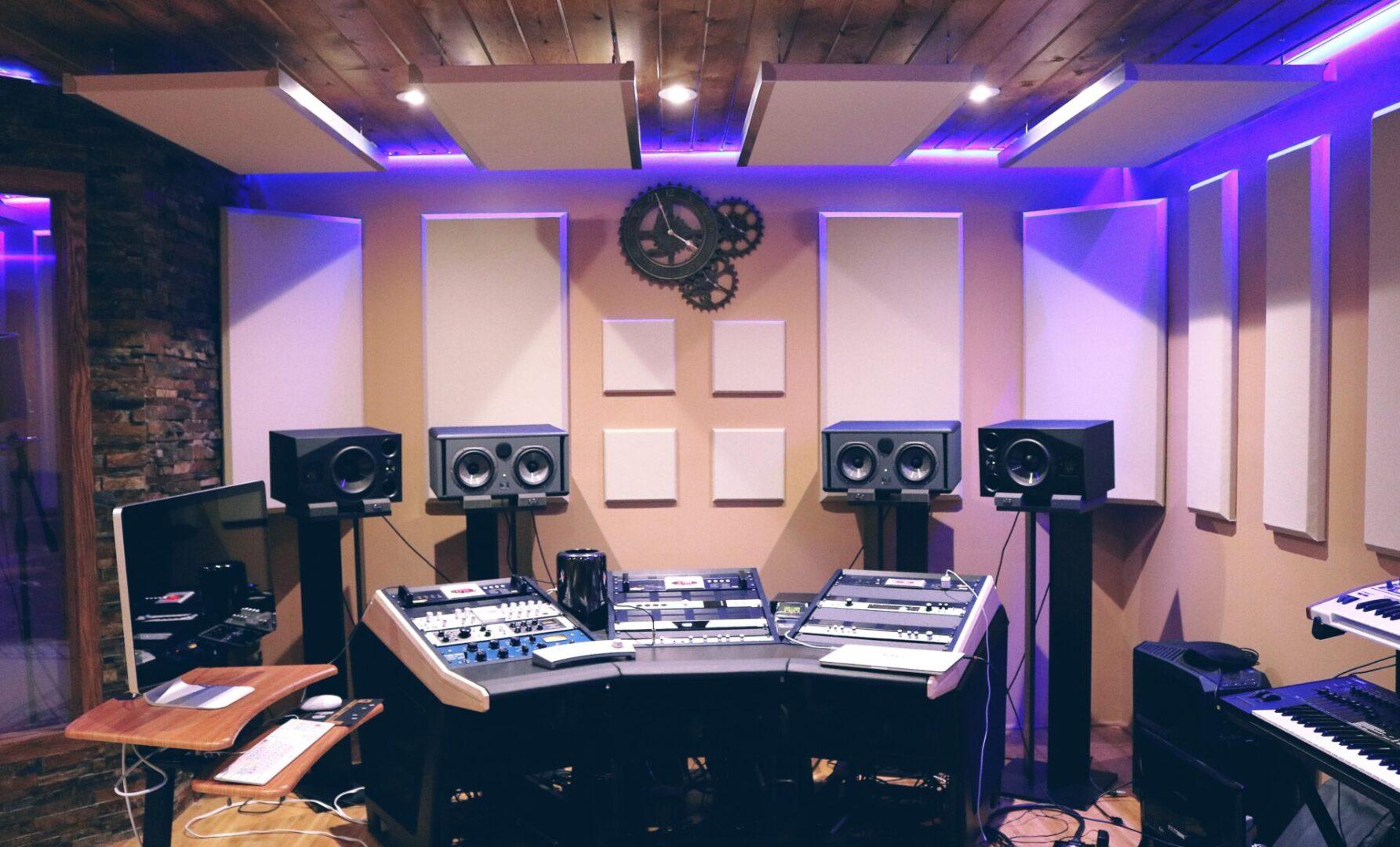 Akustik dari Studio Kecil